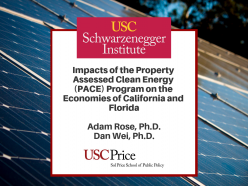 Impacts of the Property Assessed Clean Energy Program on the Economies of California and Florida