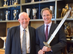 Schwarzenegger Institute Hosts Conversation with Charles Clarke