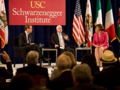 Institute Hosts US Senators on Immigration Reform Bill