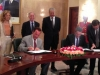 Schwarzenegger Signs Agreement with Prime Minister of Algeria