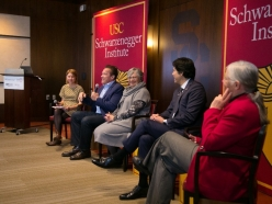 USC Schwarzenegger Institute and Stanford Host Climate Change Policy and Transportation Symposium