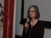 "Academic Director addresses her ""Leadership for a Post-Partisan Age"" class"
