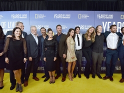 "Governor Schwarzenegger and National Geographic Host Premiere for Second Season of ""Years of Living Dangerously"""