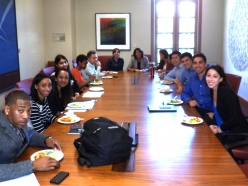 S.I. Global Director Bonnie Reiss Leads Education Policy Discussion for Select Group of USC Students