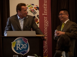 Schwarzenegger Institute Fellow, Rhett Paranay's take on the US-China Green Innovators Forum