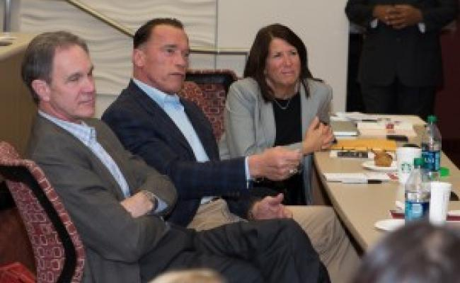 Presentation Critiques from Prof. Schwarzenegger